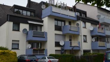 Kapitalanlage oder Eigennutzung eine gepflegte ETW Wohnung mit Balkon und Garage in Lüdenscheid-Wettringhof