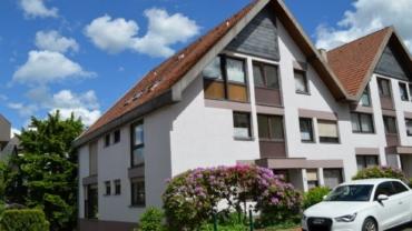 Eigentumswohnung mit Balkon und Garage in zentralnaher Lage in Lüdenscheid
