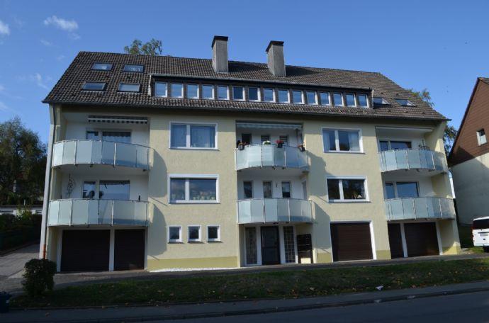 """Gepflegte  Dachgeschosswohnung """" im Honsel"""" in Lüdenscheid"""