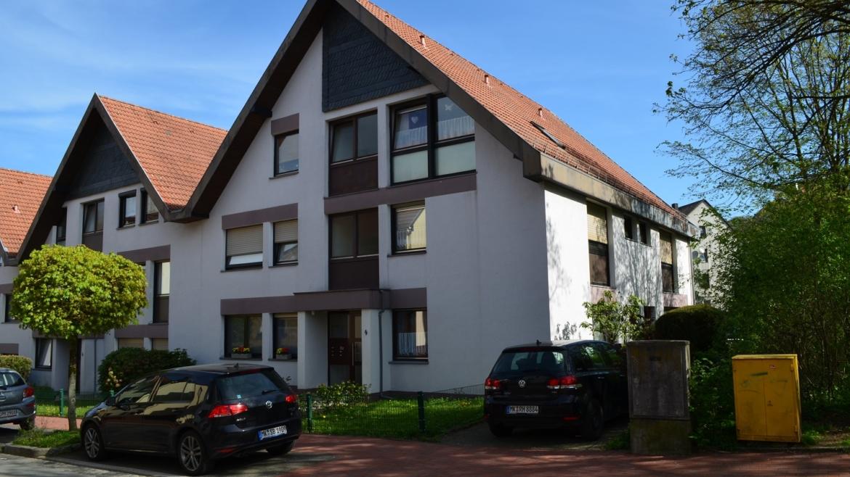 Zentrumsnahe und großzügige gestaltete Wohnung mit Balkon und Garage in Lüdenscheid..