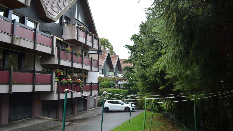 Zentrumsnahe 4-Zimmer- Wohnung mit Balkon und Garage in Lüdenscheid