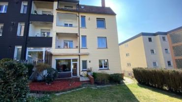 TOP-Modernisiertes 4-Familienhaus mit Balkonen und Garten im Stadtzentrum von Lüdenscheid